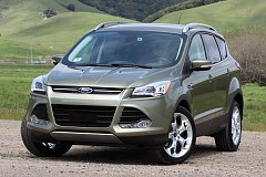Автомобиль Ford Escape 2013
