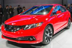 Автомобиль Honda Civic 2013 фото