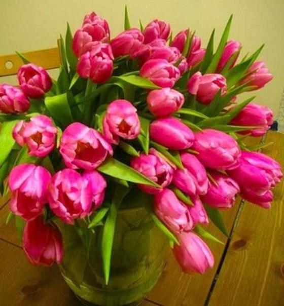 Анимашка: букет цветов